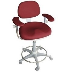 Dentists stool DARTA 1900 with armrests